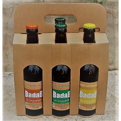 Pack Bière 6*33 cl