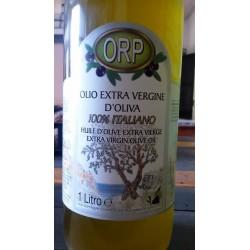 Huile d'olive au litre douce