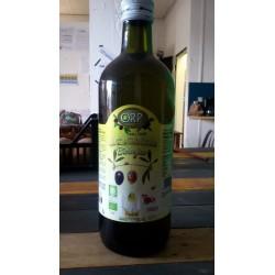 Huile d'olive Bio au litre