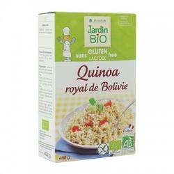 Quinoa royal bio de Bolivie 400g