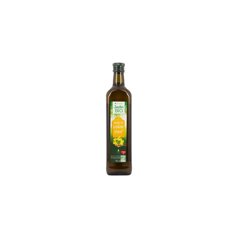 huile colza sain