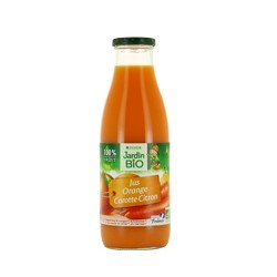 Jus d'orange carotte citron bio 75 cl