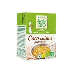 Coco cuisine gourmand sans gluten  20cl