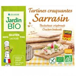Tartines craquantes Sarrasin sans gluten 150g