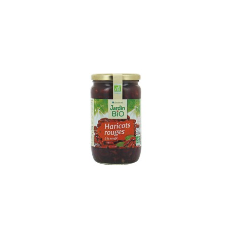 Haricots rouges  BIO 660g