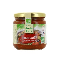 Ratatouille aux herbes de provence 400 g