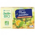 Infusion Nuits paisibles 30g