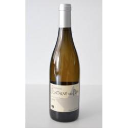 Vin Côtes du Rhône BLANC Domaine Fontaine des fées (BIO)