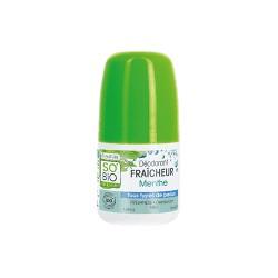 Déodorant fraicheur menthe -50ml