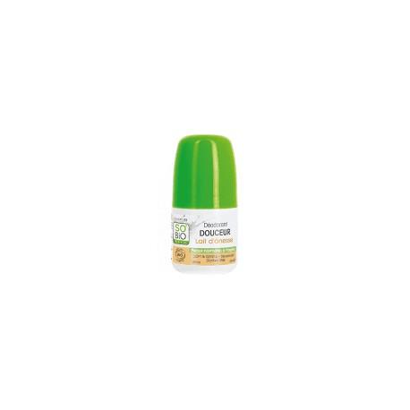 Déodorant peaux sensibles - à la poudre de bambou -