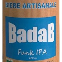 Bière Funk IPA (33 cl)