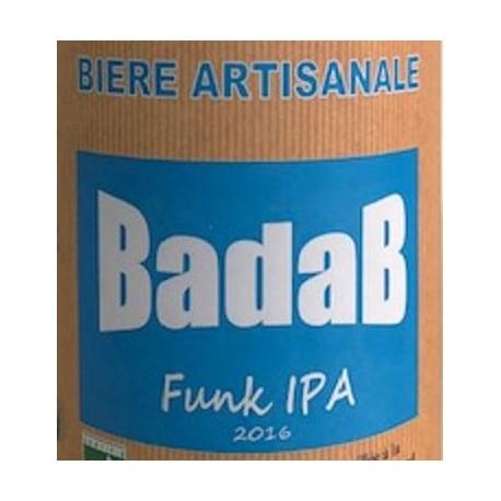 Bière Funk IPA (75 cl)