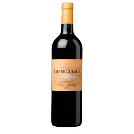 Vin Rouge Plaisir d'Eulalie AOC Minervois 2017