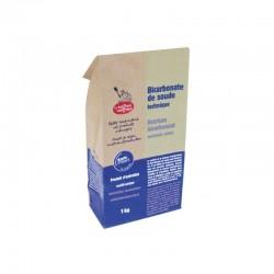 Bicarbonate de soude technique  1 kg - La droguerie écologique
