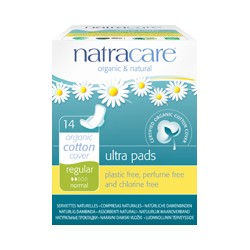 Serviettes Ultra x 14 Natracare