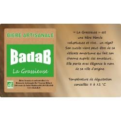 Bière La Grassieuse (33 cl)