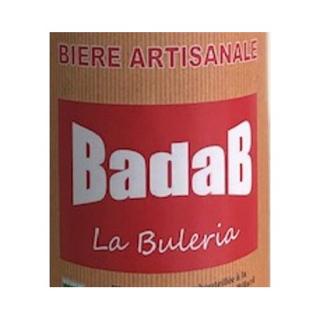 Bière La Buleria (75 cl)