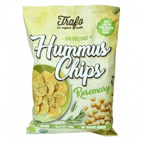 Chips houmous romarin  75gr