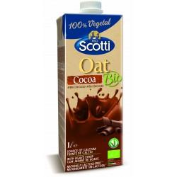 Boisson végétale Avoine Chocolat Calcium 1L