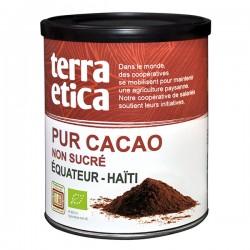 Pur Cacao Bio  non sucré Terra Etica 200g