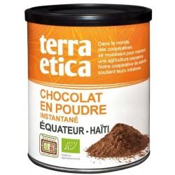 Chocolat en poudre instantané Terra Etica