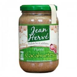 Purée de cacahuète  Bio 700G Jean Hervé