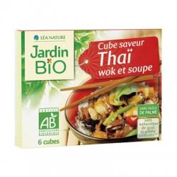 Cube saveur thaÏ wok et soupe ( 6 cubes)