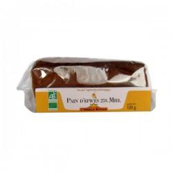 Pain d'épices 25% miel 250gr - Abeille royale