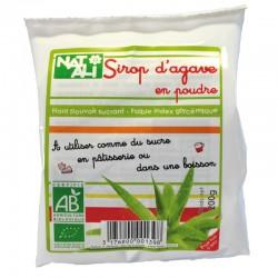 Poudre de sirop d'agave BIO - sachet 200g - Nat Ali