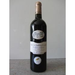 Vin Rouge La Cantilène AOC Minervois La Livinière 2016