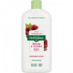 Shampooing Huile Ricin et Jojoba - 500ml