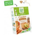 Crackers sarrasin - pavot 125 gr