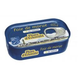 Foie de Morue au naturel MSC 121G Phare d'Eckmuhl