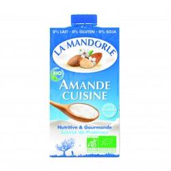 Amande Cuisine Bio La Mandorle 25 cl