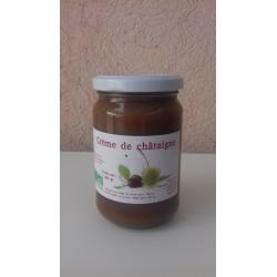 Crème de châtaignes BIO  (pot de 360g)