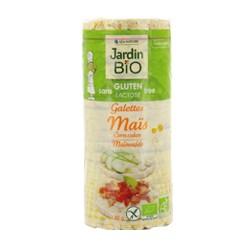 Galettes de Maïs Sans Gluten 130gr