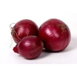 Oignons rouges BIO (au 500g)