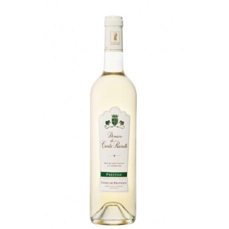Côte de Provence blanc à la bouteille du Domaine de Canta Rainette