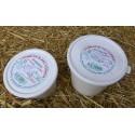 Fromage Blanc  fermier 40%  Pot 1 Kg. Echange Paysans