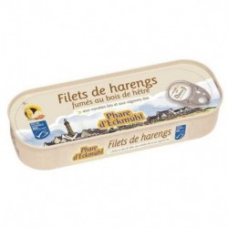 Filets de harengs fumés MSC