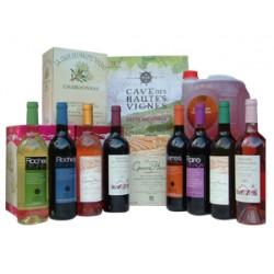 Vin Domaine de la Grande Hauche Rosé Bib 3l Bio