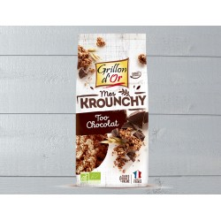 Krounchy too chocolat  500g Grillon d'or