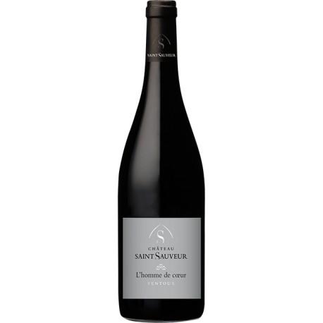 Vin AOC Ventoux rouge L'Homme de Cœur - bouteille 75 cl