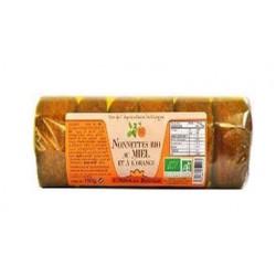 Gâteaux nonettes miel-orange 150g