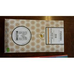 Chocolat tablette noir 75% Nougatine Amande Panama 70g