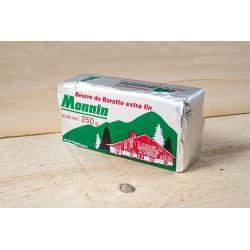 Beurre de baratte Monnin 250g