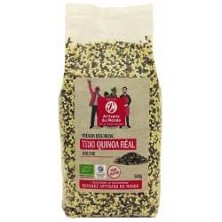 Trio de quinoa biologique 500g