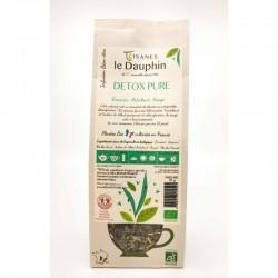 Détox Pure -70g Tisane La Dauphin