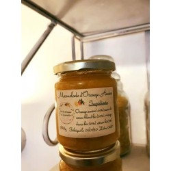 Confiture marmelade d'orange amère 250G