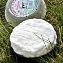 Tome affinée au lait cru 130G pré emballé Echanges Paysans